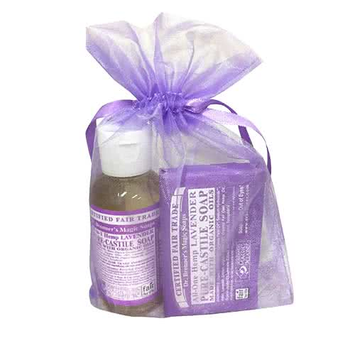 Dr. Bronner's Organics Gift