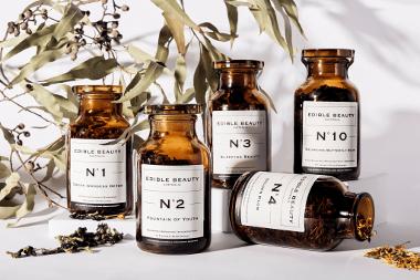 Edible Beauty Natural Tea