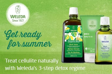 Weleda Birch for Cellulite