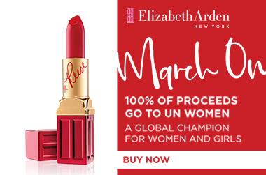 Elizabeth Arden March On Lipstick