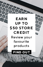 Earn up to $50 store credit