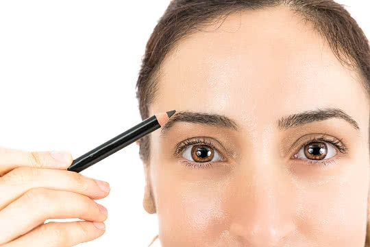 How to Fix Over-Plucked Eyebrows