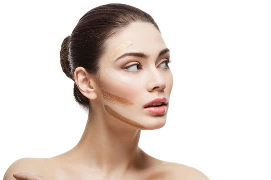 How to keep foundation from settling into wrinkles