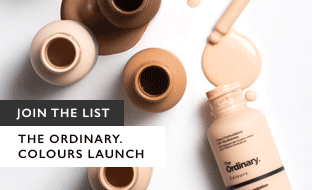 The Ordinary. Colours Launch