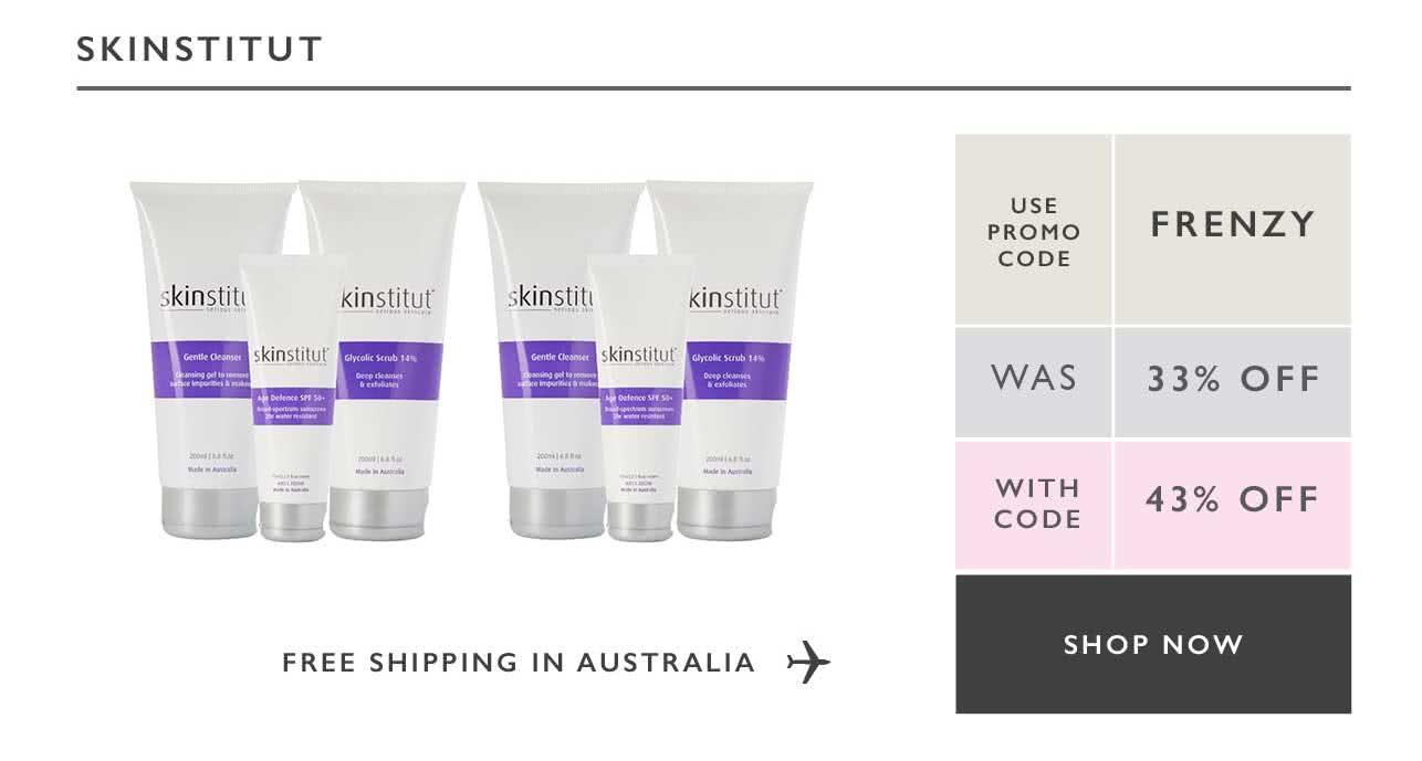 Skinstitut - up to 43% off*
