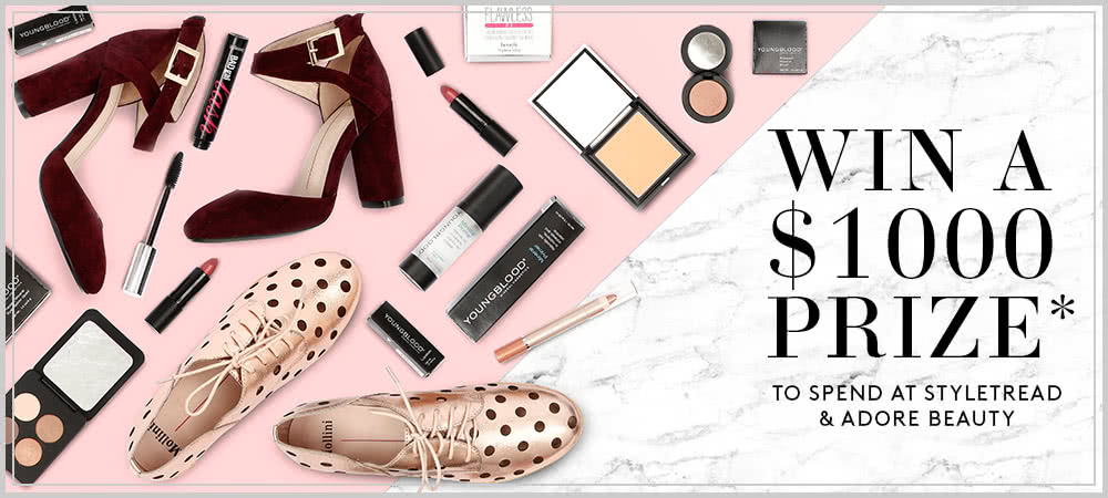 Styletread x Adore Beauty Competition