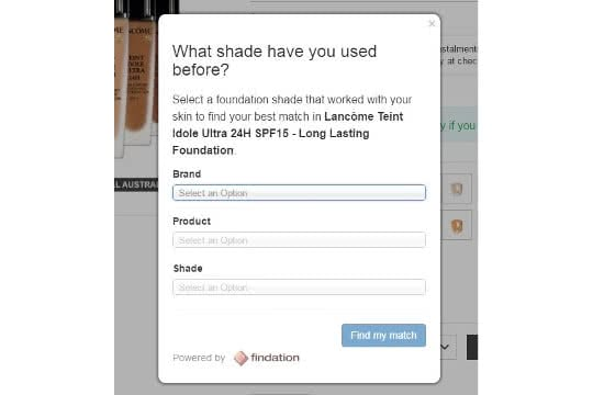 How-To: Purchase The Correct Foundation Online, Every Time