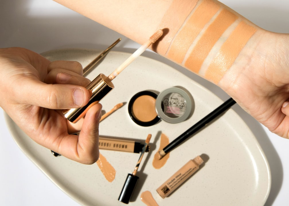 What Are The Best Concealers For Birthmarks And Tattoos